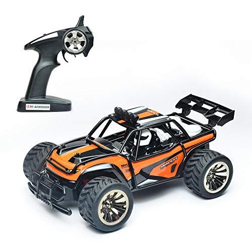 BG1512 1/16 2,4 G 2 WD Racing Rc Car Gale Desert Buggy Drift Offroad Truck RTR Spielzeug Orange