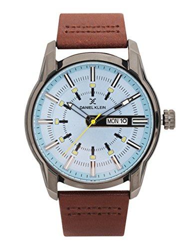 Daniel Klein Analog Blue Dial Men's Watch - DK11599-3