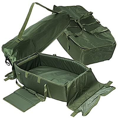 NGT Jumbo Folding Carp Fishing Cradle Unhooking Protective Soft Inner Padded Mat by DNA