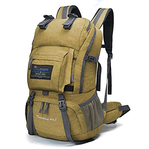 Mountaintop 40L Hiking Backpack,51 x 35 x 16 cm