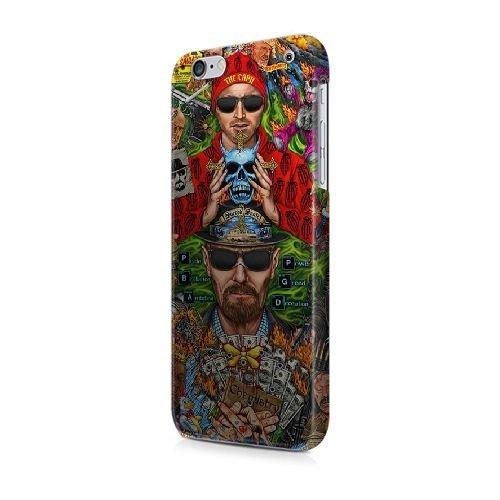 NEW* BMW LOGO Tema iPhone 6/6S (4.7 Version) Cover - Confezione Commerciale - iPhone 6/6S (4.7 Version) Duro Telefono di plastica Case Cover [JFGLOHA998048] BREAKING BAD#01