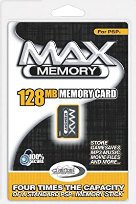 128Mb Max Memory Stick (PSP)