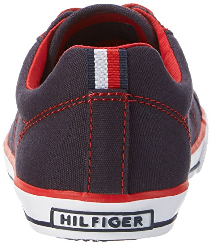 Tommy Hilfiger Jungen S3285ammie 9d1 Low-Top Blau (Midnight 403)