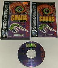 Chaos control - Saturn - PAL