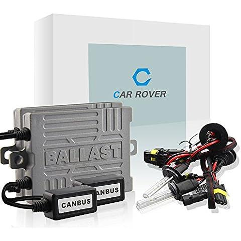 CAR ROVER H1 Error libre de Canbus HID Xenon Kit de conversión de la linterna de la lámpara 55W 8000K