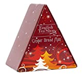 English Tea Shop - Ginger Bread Man - Pyramid Sachets - 12g