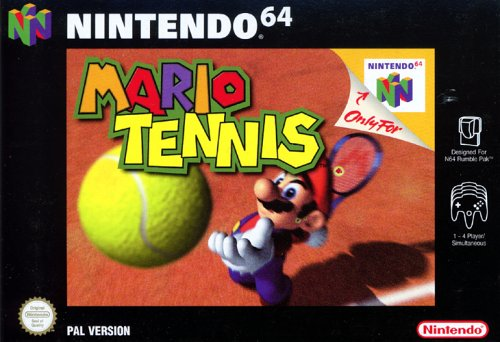 Mario Tennis (Seltene Video-spiel-konsolen)