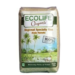 Ecolife Organic Regional Specialty Rice (Kala Namak)