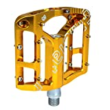 NC-17 Pedalen Gladiator XII S-Pro, Gold, 7132