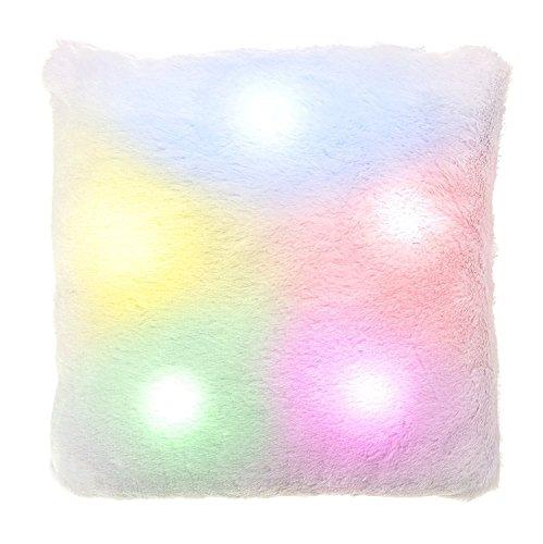 Mood Pillow Light Up sensorial cojín Humor almohada regalo