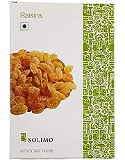 Solimo Premium Raisins, 500g