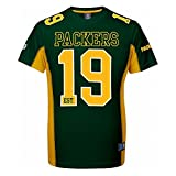 Majestic Green Bay Packers Moro Est. 21 Mesh Jersey NFL T-Shirt M