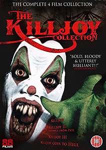 The Killjoy Collection (1-4) [DVD]
