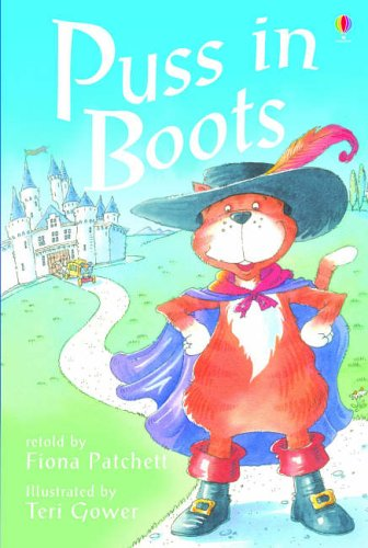 Puss In Boots: Gift Edition (3.1 Young Reading Series One (Red))