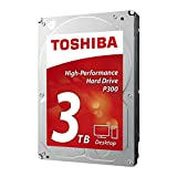 Toshiba P300 3TB 3000GB Serial ATA III internal hard drive - internal hard drives (3.5