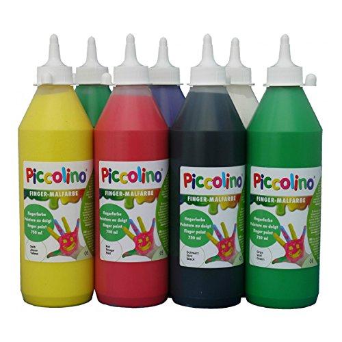 piccolino-fingerfarben-set-7-flaschen-a-750ml-rot-gelb-blau-grun-braun-schwarz-weiss