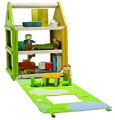 Plan Toys - Casita de muñecas de Plan Toys