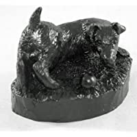 Jack Russell carbone Model–Realizzato a mano–509