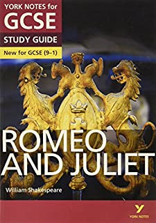 Romeo and Juliet: York Notes for GCSE (9-1) (1447982231)   Amazon price tracker / tracking, Amazon price history charts, Amazon price watches, Amazon price drop alerts
