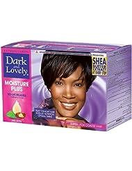 Dark & Lovely - Moisture Plus Defrisant Sans Soude Pour Cheveux Epais