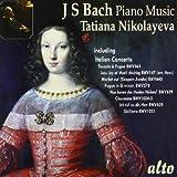 Bach: Piano Music