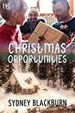 Front cover for the book Christmas Opportunities by Sydney Blackburn
