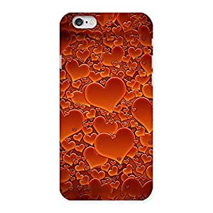 NEO WORLD Dark Heart Back Case Cover for iPhone 6 6S