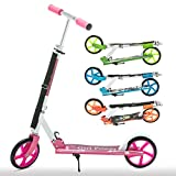 UEnjoy Scooter Roller Kickscooter Kinderroller Tretroller Cityroller Klappbar...