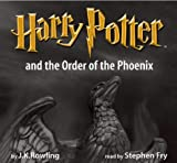 Harry Potter and the Order of the Phoenix (Book 5 - Unabridged Audio CD Set - Adult E...