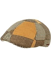 Casquette Texas Patchwork Stetson casquette plate bonnets avec visiere