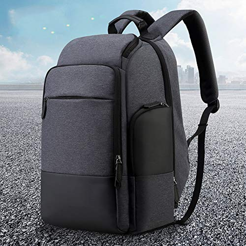 Notizbuchtaschen 36L Unisex Travel Bag 15,6 Zoll Laptop Rucksack mit USB Charging Port Flight Carry auf Rucksack.