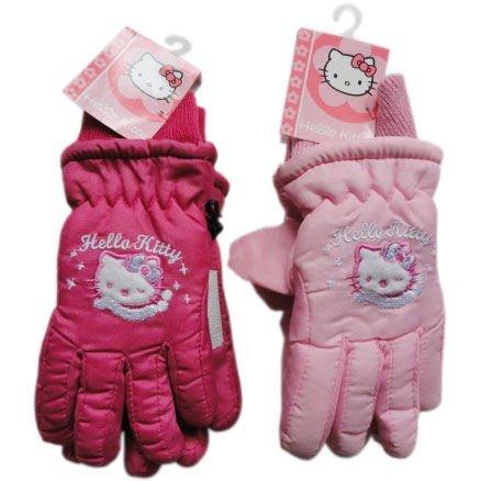 Guantes nieve Hello Kitty surtido