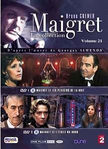 Maigret - L'intégrale, volume 21 - Maigret et les plaisirs de la nuit/Maigret et l'Étoile du Nord