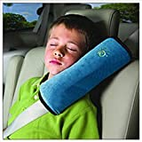 House of Quirk Cotton Shoulder Pad Seat Belt Cushions for Safety (COLOR AS PER AVAILABILITY)28x12x7cm