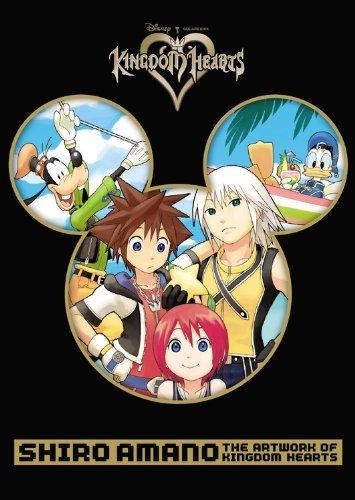 Shiro Amano: The Artwork of Kingdom Hearts by Shiro Amano (Illustrator) (29-Oct-2013) Paperback par Shiro Amano (Illustrator)