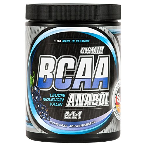 51A7R314aLL - BCAA Anabol von Supplement-Union im Test