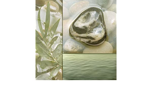 Donna Geissler Zen Elements II  Color Photography Poster Print 12.25X12