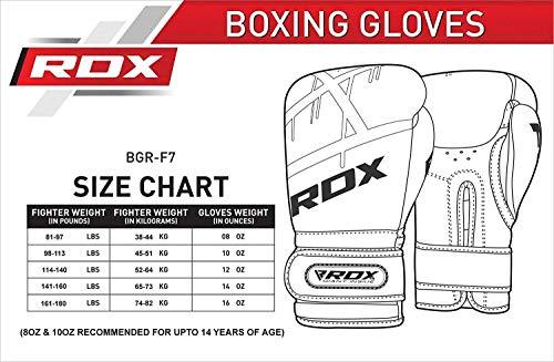 Zoom IMG-3 rdx guantoni boxe ego muay