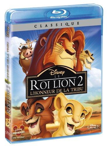 Le Roi Lion 2 - L'honneur de la tribu [Blu-ray]