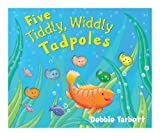 Five Tiddly, Widdly Tadpoles (Mini Moulded Counting Books)
