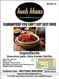 Kuch Khaas(Peanut Kondi Chutney)