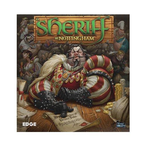 Comprar Fantasy Flight Games Edge Entertainment - El Sheriff de Nottingham, Juego de Tablero (EDGAW01)