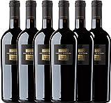6er Weinpaket Italien - Sessantanni Primitivo di Manduria 2015 - Cantine San...