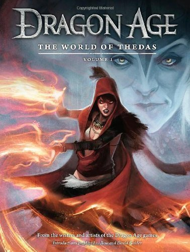 Dragon Age: The World of Thedas Volume 1 (Dragon Age 1) by Various Artists (Artist), David Gaider (16-Apr-2013) Hardcover