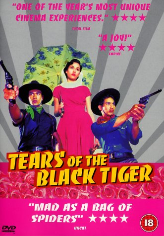 Tears Of The Black Tiger [DVD] -