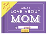 Specialty Journal: What I Love About Mom