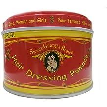 Sweet Georgia Brown Hair Dressing Pomade RED / ROT 114g