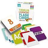 Tarjetas de Aprendizaje para niños, Alfabeto, números, Colores y...