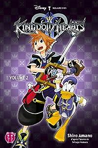 Kingdom Hearts II Intégrale Tome 2