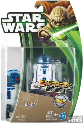 Star Wars Clone Wars 2013 Action Figure: CW05 R2-D2 for sale  Delivered anywhere in UK